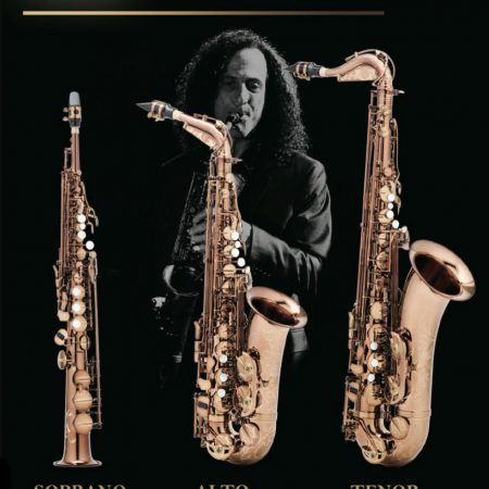 85% Copper Saxophones GVI