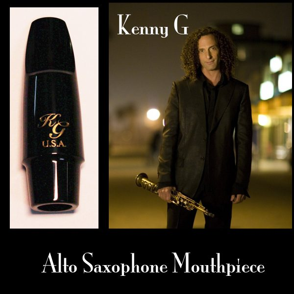 Kenny G ABS Alto Saxophone mouthpiece made in the USA