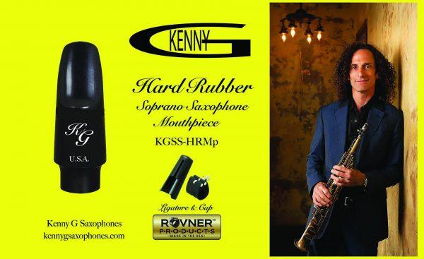 Kenny G Power Chamber B-Flat Soprano Saxophone Mouthpiece