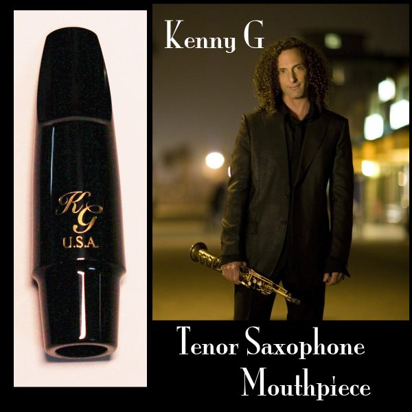 Kenny G Tenor Saxophone mouthpiece made in the USA