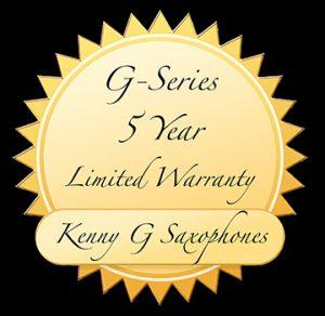 KG Limited Warranty Seal - 2.6